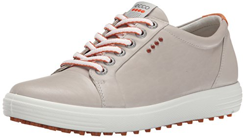 ECCO Women's Casual Hybrid Sport Golf Shoe, Gravel, 40 EU/9-9.5 M US
