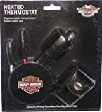 Harley-Davidson Heated Thermostat, Regulates heat for Heated Clothing Line