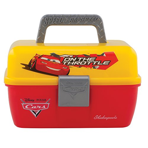 Shakespeare Cars Tackle Box