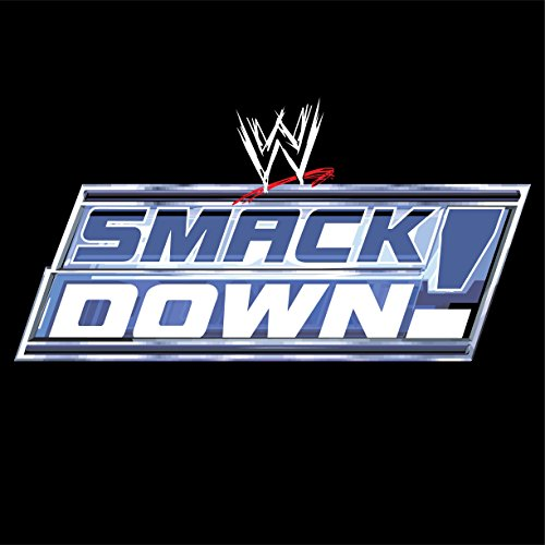 wwe-smack-down-fighting-wrestling-bumper-sticker-4-x-4