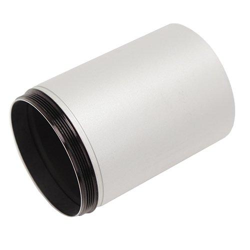"""Leupold Alumina 2.5""""--40Mm Lens Shade, Silver"""
