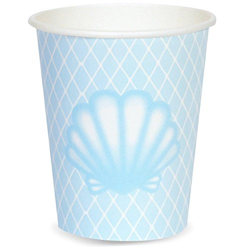 Mermaids Under the Sea 9 oz. Cups