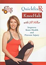 Yoga Tune Up Quickfix Rx KneeHab DVD - Jill Miller Knee Hab