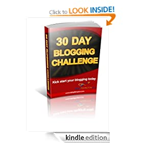 30 Day Blogging Challenge