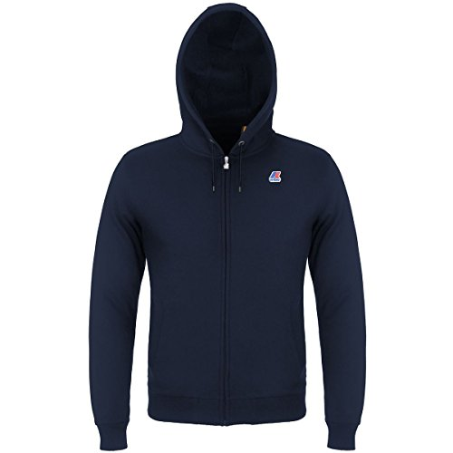 Felpa - Rainer Fleece - Blue Depht - XL