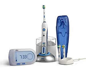Oral-B Triumph 9900 Toothbrush with Smart Guide
