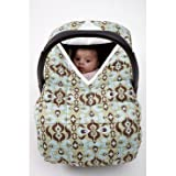 Ruby and GINGER Cosy Car Seat Cover (Wallpaper)