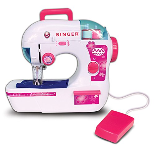 Singer ZigZag Chainstitch Toy Sewing Machine A2207 (Singer Sewing Machine Girls compare prices)