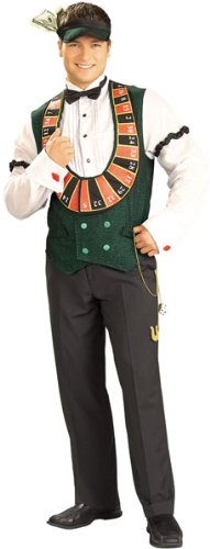 Las Vegas Card Dealer Costume - halloween costumes