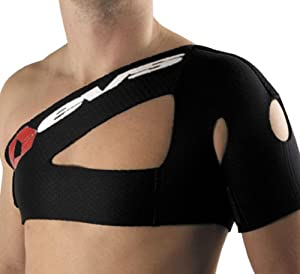 EVS SB02 Shoulder Brace - Large Black by EVS