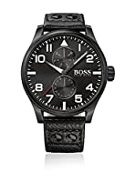 Hugo Boss Reloj de cuarzo Man HB1513083 Negro 50 mm