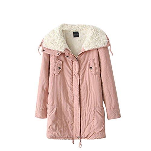 youjia-donna-cappotto-lungo-con-cappuccio-caldo-parka-pelliccia-sintetico-giacche-e-cappotti-rosa-xl