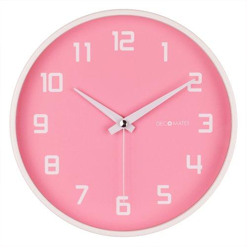 Часы розового цвета своими руками