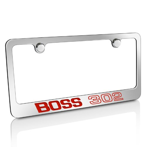 Pair Allstar ALL76401 4 Diameter Stainless Steel Head Slip-Over Door Design Peep Style Side View Mirror