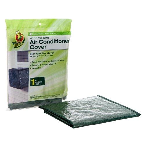 Duck Brand 1431014 Standard Window Air Conditioner Cover, 27-Inch x 18-Inch x 25-Inch (Window Air Conditioner Units compare prices)