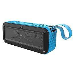 Generic Multimedia Color-Matching House USB Speaker Color Blue