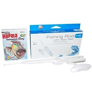Rapala tournament fishing with rod nintendo for Rapala tournament fishing
