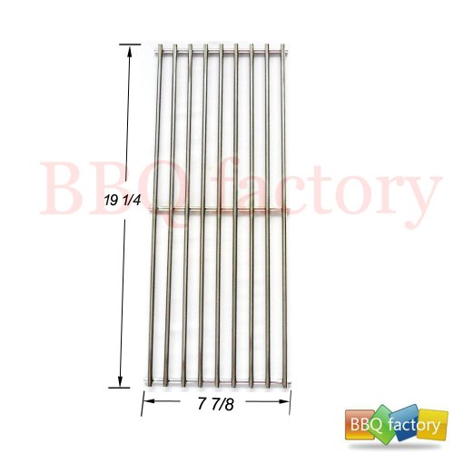 5S531 BBQ Stainless Steel Wire Cooking Grid Replacement For Select Gas Grill Models By Nexgrill, Perfect Flame And Others