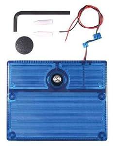 ELK SL1B STROBE BLUE 12V WEATHERPROOF