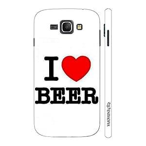 Enthopia Designer Hardshell Case No Fear For Beer Back Cover for Samsung Galaxy J1 (2016)