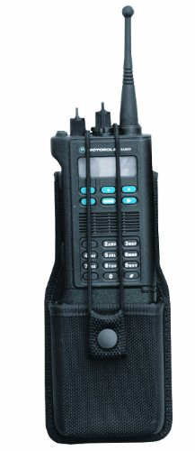 Bianchi Accumold 7314S Radio Holder with Swivel, Black (Radio Belt Holder compare prices)