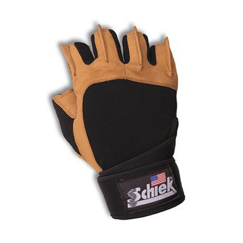 Buying Lifting Gloves w Wrist Wraps & Padded Support – Schiek Power Gel (Extra Small)
