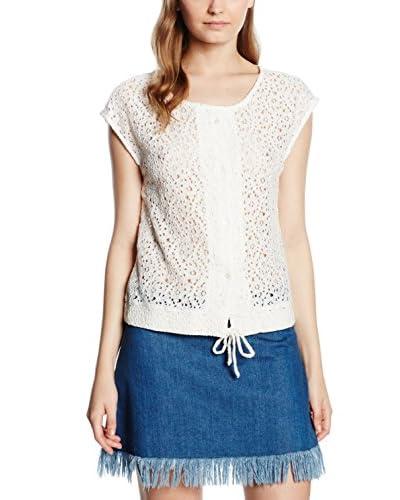Vero Moda Blusa Blanco