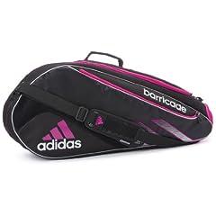 Buy Adidas Barricade III Tour 3 Tennis Racquet Bag by adidas