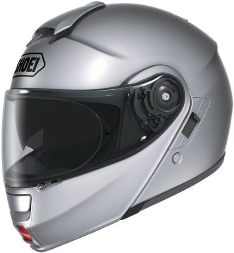 Shoei Neotec Light Silver SIZE:XLG Full Face Motorcycle Helmet