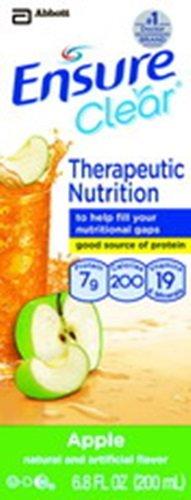 Abbott Nutrition Ensure Clear Apple Institutional 6.75 Oz, 1 Each