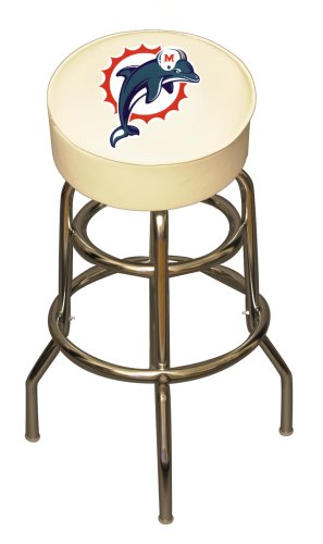 Imperial Miami Dolphins Licensed Bar Stool Cheap Bar Stools