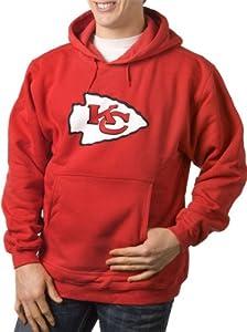 Kansas City Chiefs Logo Premier Hooded Sweatshirt