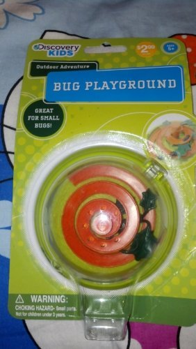DISCOVERY KIDS OUTDOOE ADVENTURE BUG PLAYGROUND - GREAT FOR SMALL BUGS by Discovery
