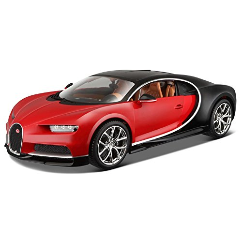 Bugatti-Chiron-2016-Druckguss-Modell-Auto