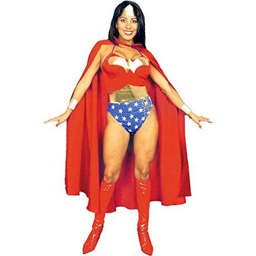 Sexy Wonder Woman Costume Women Large (11-13)