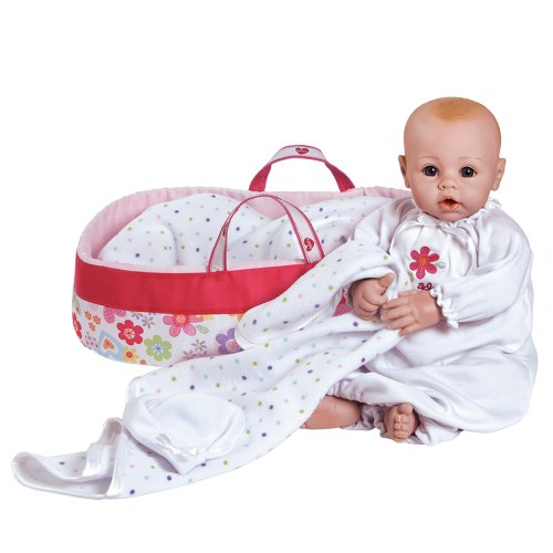"""Adora Nurserytime Light Skin With Blue Eyes 16"""" Baby Doll front-329304"""
