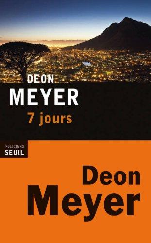 7 jours - Meyer Deon
