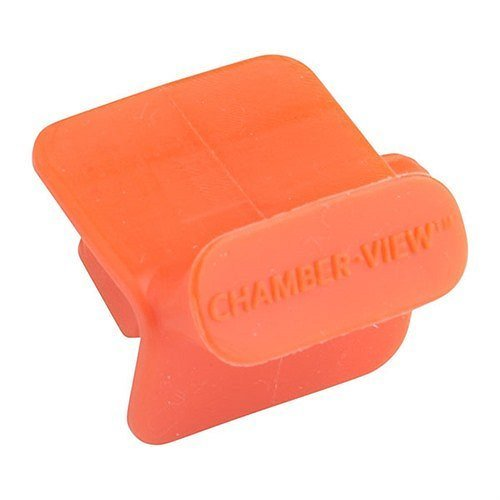 Chamber-View CV-003 9mm/0.40 Cal Semi-Auto Pistol Empty Chamber Indicator (ECI), Orange