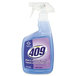 Clorox35293 Formula 409 32-Ounce Glass And Surface Cleaner Spray Bottle (Case of 9)