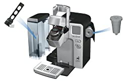 Cuisinart SS-700 Single Serve Brewing System - Silver (Certified Refurbished) from Cuisinart