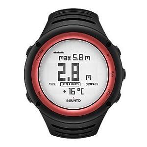 Suunto Core Altimeter Watch Lava Red, One Size by Suunto