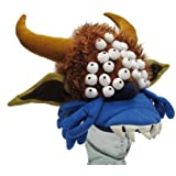 Toy Vault Monty Python Black Beast Of Aaaarrrrgggghh! Plush Hat [Rare Scottish Trophy Hat Edition]