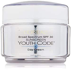Youth Code Dark Spot Correcting, Illuminating Day Cream, SPF 30, 1.6 Ounce