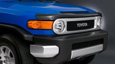 Buy Today Hood Protector FJ Cruiser 2007 2012 Genuine Toyota New