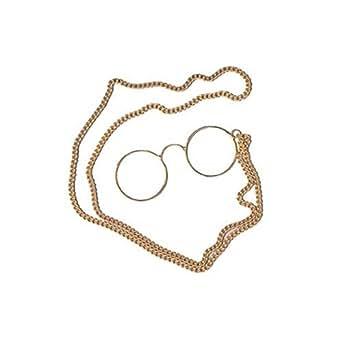 Theodore Rooselvelt Costume Pince Nez Eyeglasses
