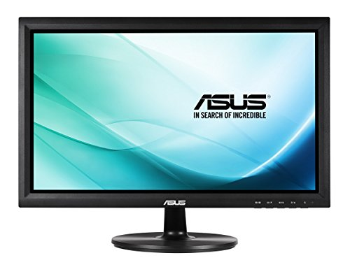 Asus VT207N Écran PC LED 19,5″ (49,5 cm) 1600 x 900 pixels 5 ms DVI