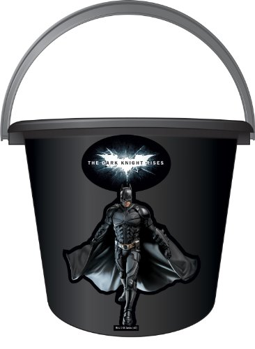 Batman: The Dark Knight Rises: Sand Pail and Trick-or-Treat Pail