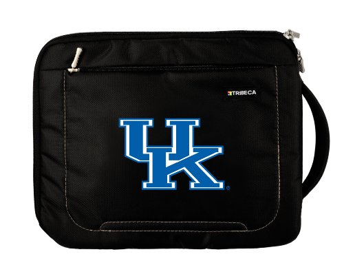 NCAA Kentucky Wildcats Deluxe Nylon Sleeve for Apple iPad