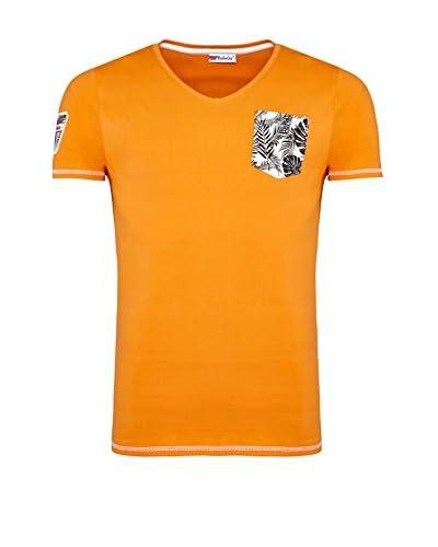 Nebulus T-Shirt Manica Corta [Arancione]