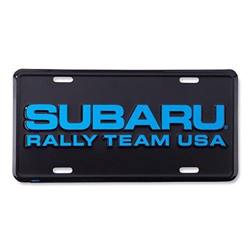 subaru-world-rally-team-usa-official-license-plate-wrx-sti-jdm-impreza-genuine-by-subaru